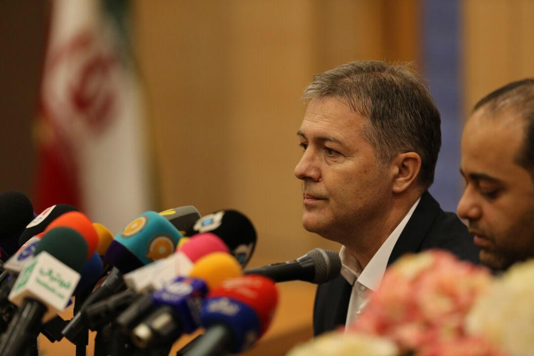 خبرنگاران اسکوچیچ: ایران را به جام جهانی می برم