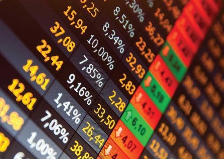 افت شاخص کل بورس در آخرین روز معاملات هفته