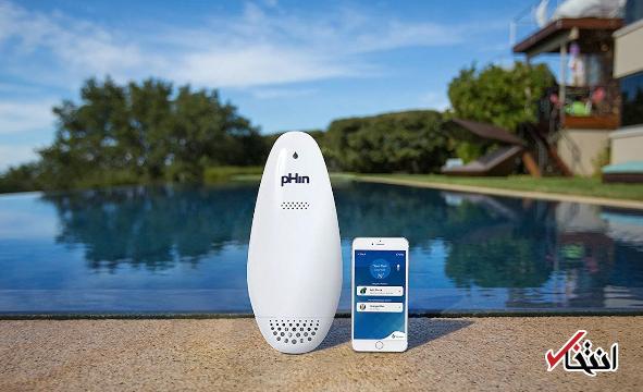 دستگاه هوشمندی که کیفیت آب را مانیتور می نماید