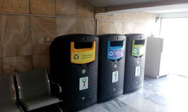 کمبود نیرو و ماشین آلات در طرح تفکیک زباله باید برطرف گردد