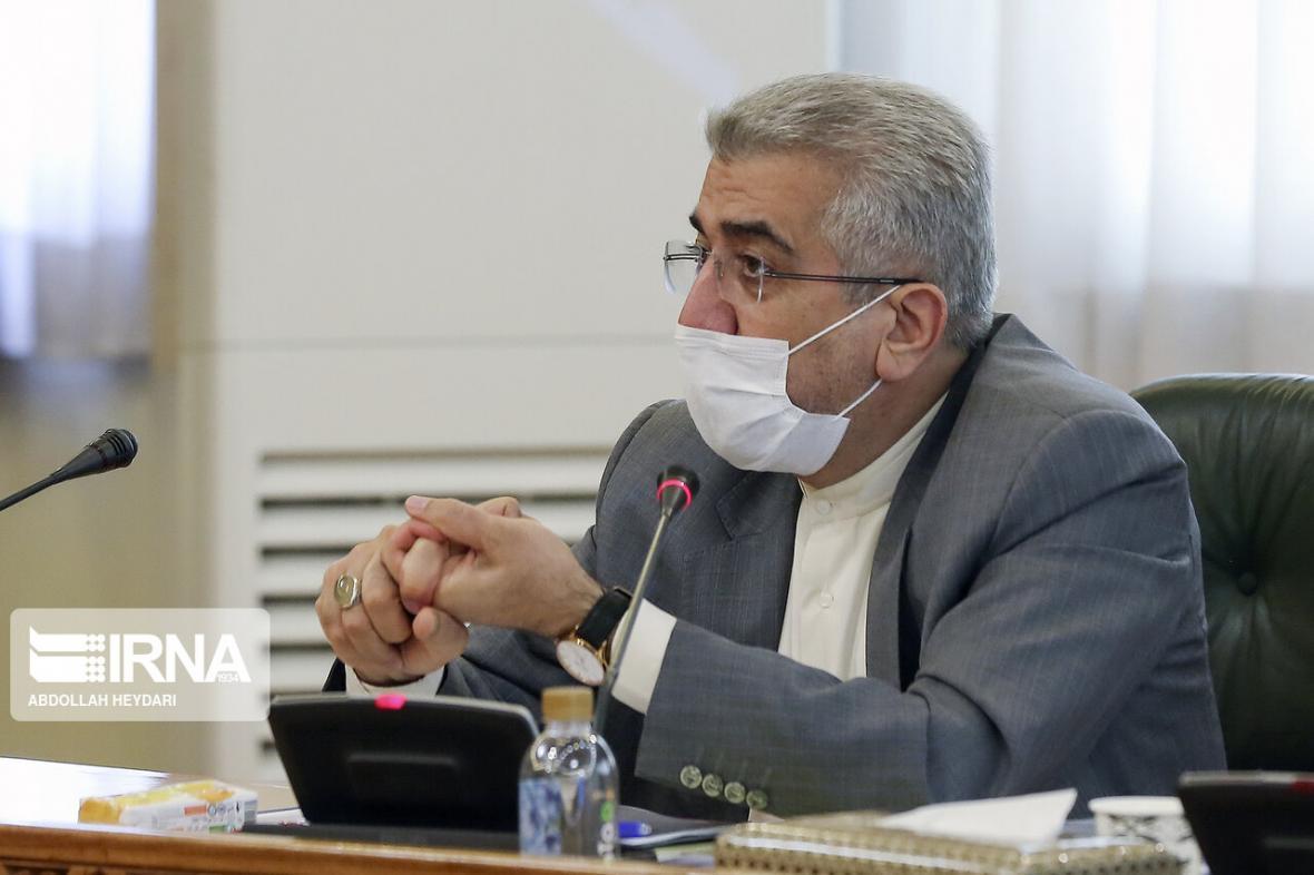 خبرنگاران وزیر نیرو: ارتقای صندلی ایران در بازار اوراسیا الزامی است