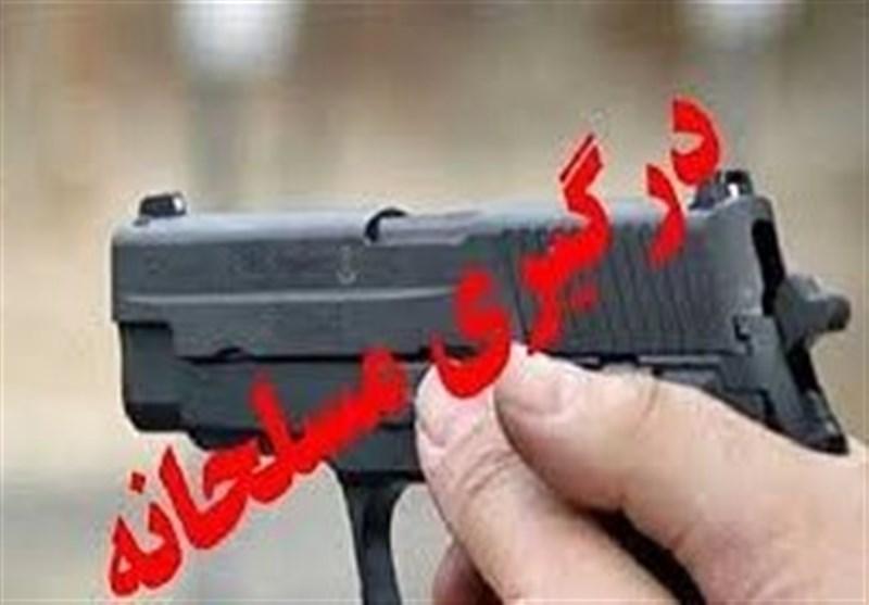 دستگیر عاملان تیراندازی در ماهشهر