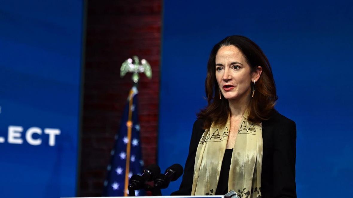 اولین زن در راس سازمان اطلاعات و امنیت ملی امریکا