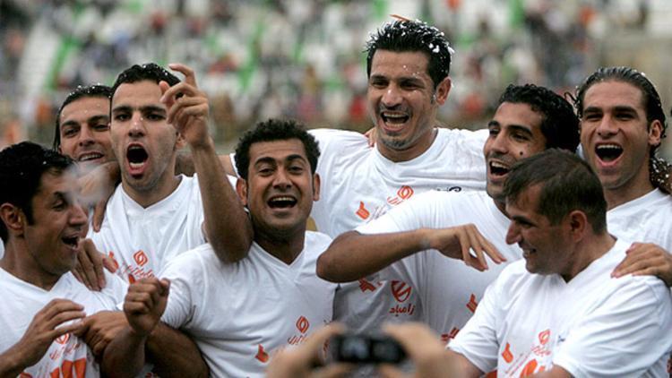 روز قهرمانی علی دایی در فوتبال ایران