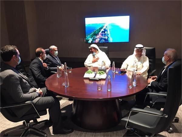 دیدار صالحی امیری با رئیس OCA و رئیس فدراسیون جهانی کاراته