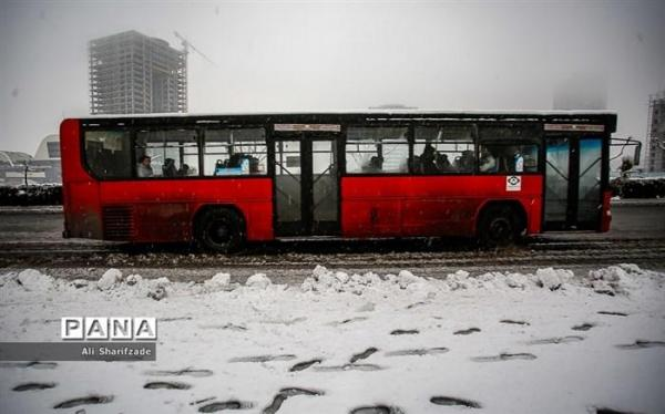 کاهش 10 درجه ای دمای هوا در کشور؛ دمای تهران زیر صفر می رود