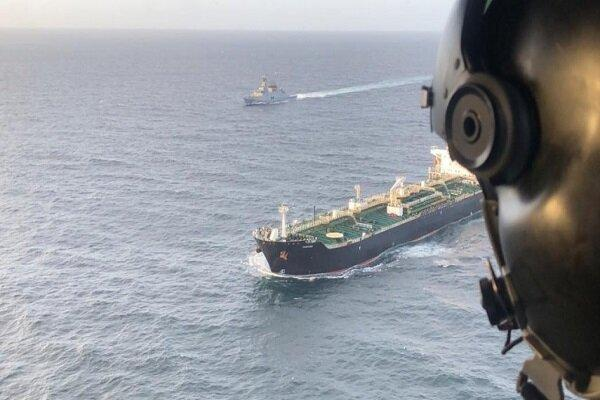 آمریکا محموله نفتکش آچیلس را توقیف می نماید