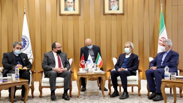 شورای مشترک ایران و تونس برای حل مسائل اقتصادی تاسیس می شود
